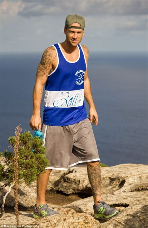 calum best ditches his partying ways and goes on boot camp