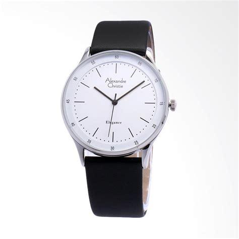 Jam Tangan Alexandre Christie Pria Kulit jual alexandre christie kulit jam tangan pria