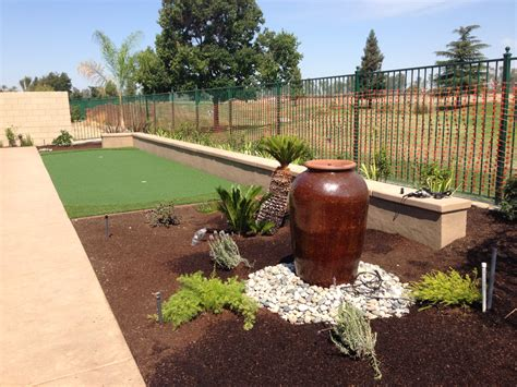 synthetic grass backyard artificial grass rowland heights california landscaping