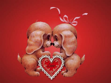 puppy valentines clip breeds picture