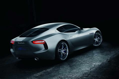 maserati alfieri convertible maserati alfieri delayed until early next decade carscoops