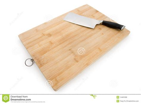 kitchen cutting knives kitchen knives stock cutting board and kitchen knife royalty free stock photos