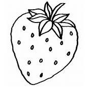 可爱的水果填色图 幼儿填色,让宝宝用颜色表达思维