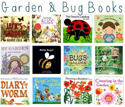 garden picture books our favorite books for tea collection