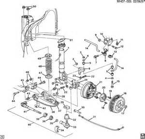 Buick Parts Diagrams 2001 Buick Lesabre Front End Parts Diagrams Auto Parts