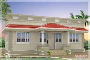 Kerala Style Single Floor House Plan by 1000 Sq Feet Kerala Style Single Floor 3 Bedroom Home