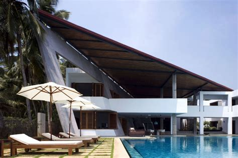 kerala home design with swimming pool house with mesmerising ocean views kerala