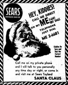 Norad Santa Tracker Phone Number Norad Tracks Santa S Journey For 60 Years After Boy S