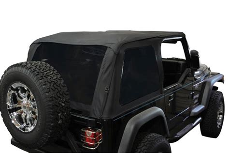 Jeep Yj Frameless Soft Top Rage Frameless Trail Top Jeep Soft Top Free Shipping