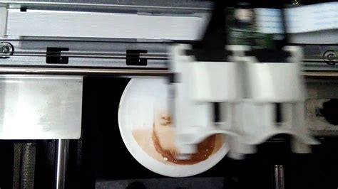 Mesin Kopi Printer peri jet pro digital inkjet makanan pencetakan selfie kopi