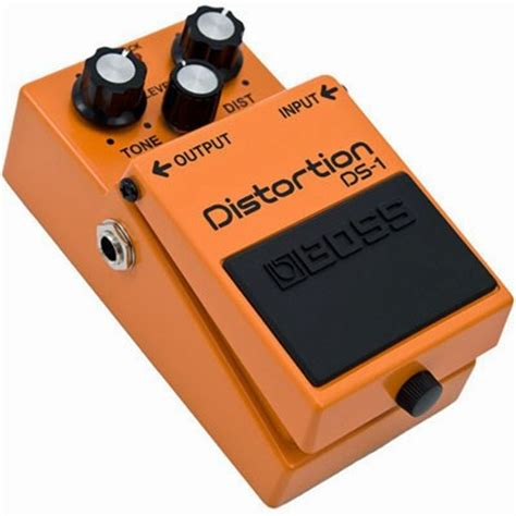 Efek Guitar Ds 1 Distortion Pedal Ds1 Gitarrzombien Jakten P 229 Quot Ton Quot 2 Overdrive Och Distortion