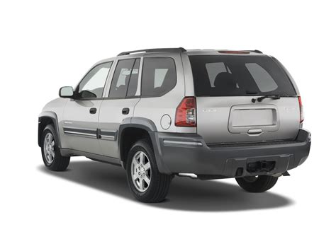 image gallery 2008 isuzu ascender 2008 isuzu ascender reviews and rating motor trend