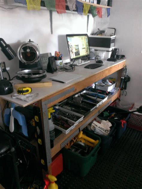 what do you bench tool storage what do you use for your bike shop garage mtbr com