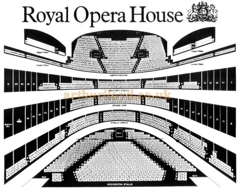 seating plan royal opera house the royal opera house covent garden bow street london