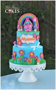 Best 25 Poppy Cake Ideas On Pinterest Birthday Cakes Girls Kids Trolls Cake Birthday And Kid