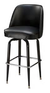 commercial bar stools swivel regal seating model p2 commercial bucket swivel bar stool