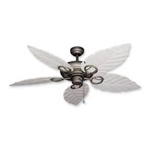 Ceiling Fan With Leaf Blades » Ideas Home Design