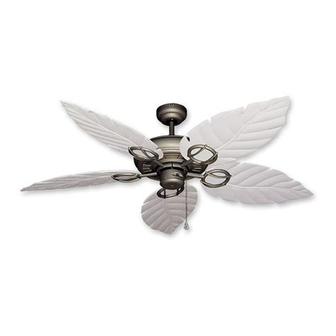 small fans to move heat gulf coast fans trinidad ceiling fan in antique bronze w