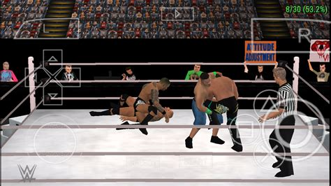 wwe  cso ppsspp high compress fauzi mobile games