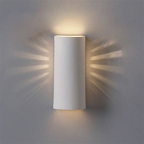 Interior Sconce Lighting 5 Quot Contemporary Cylinder Sconce W Side Light Openings