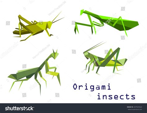 Origami Grasshopper - origami locust 28 images the world s best photos of