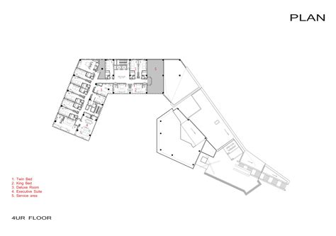 engineering floor plan hotel vincci gala barcelona tbi architecture engineering