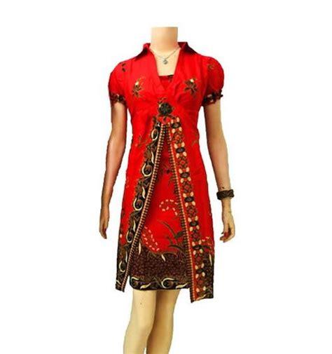 Dress Gv 10 Fanta Merah the gallery for gt batik