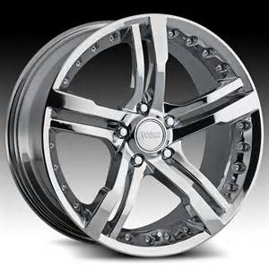 Cruiser Alloy Truck Wheels Cruiser Alloy 904c 904 Switchblade Chrome Rims Wheels