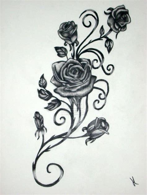 download rose tattoo no background danielhuscroft com
