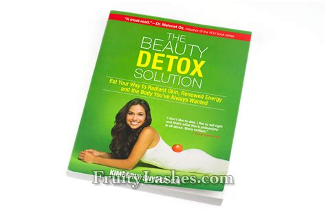 Detox Solution Book Pdf by Glowing Skin For S Day With The Detox