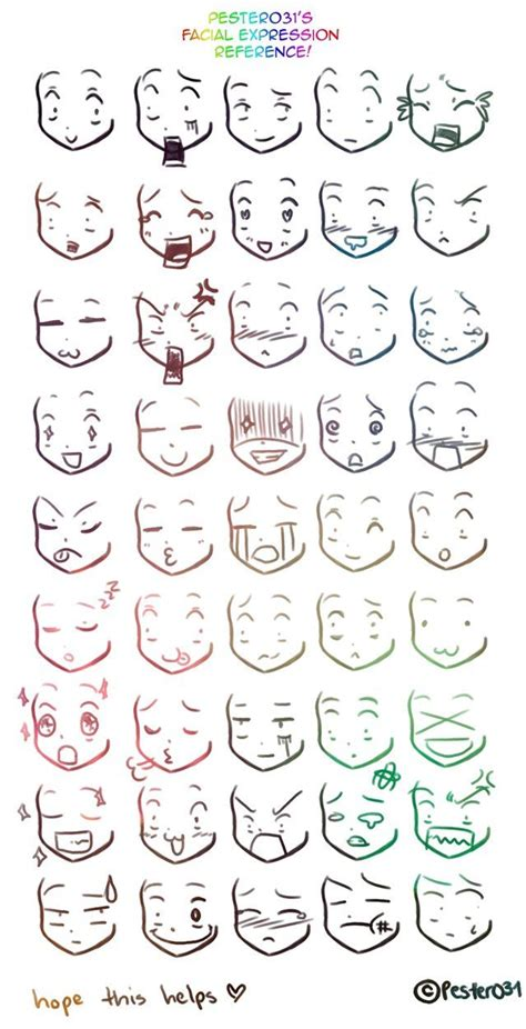 easy to draw anime faces emotions step by step guide how to draw 28 emotions on different faces drawing books books anime expressions draw me mimik
