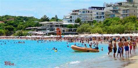 Body Of Water by Best Beaches In Athens Greece Our Top 5 Athens Beaches