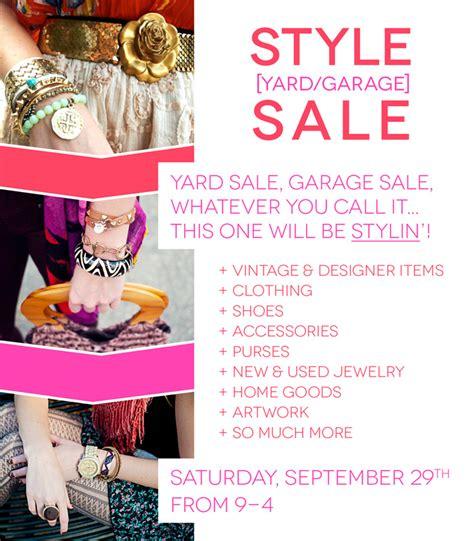 Nola Garage Sales by Style Sale Nola Ciera Design Studio