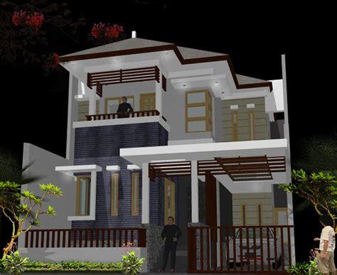 desain rumah lantai 2 17 desain rumah sederhana 2 lantai 2018 terupdate desain
