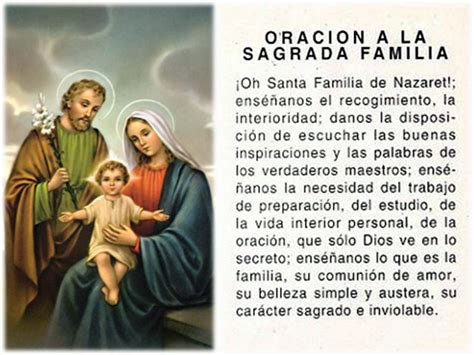 imagenes de la sagrada familia con mensajes gracias de la medalla milagrosa oraciones e intenciones a