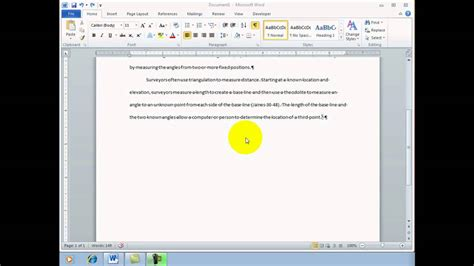 microsoft research papers word chapter 2 creating a research paper mp4