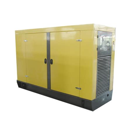 stationary diesel generator set silent type vg320ln