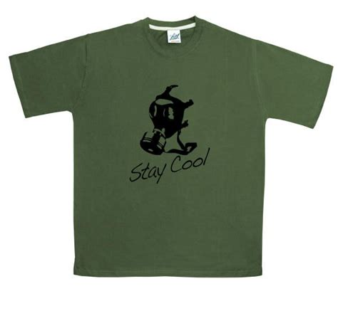 israeli t shirt stay cool gas mask variety of