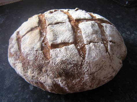 The Handmade Loaf By Dan Lepard - overview of loaves baked in february the fresh loaf
