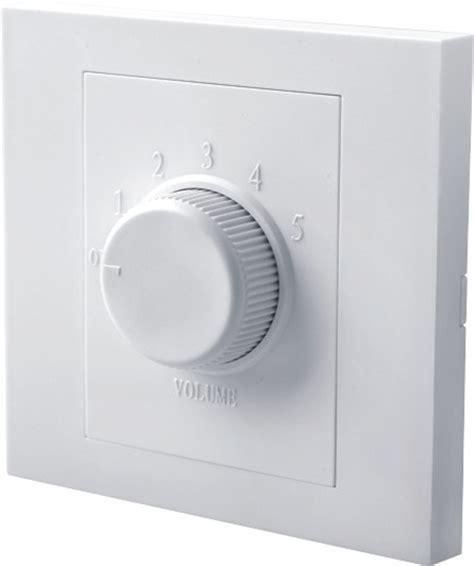 Wall Volume Knob by Aliexpress Buy 100w In Wall Stereo Speaker Volume