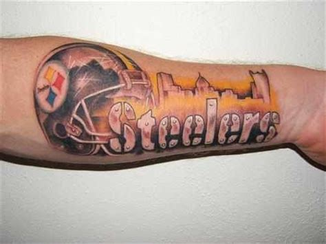 pittsburgh steelers tattoos 34 best images about pittsburgh steelers tattoos on