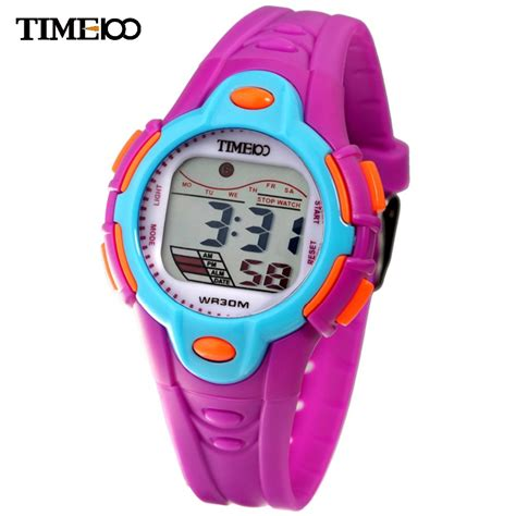 compare prices on digital watches for waterproof