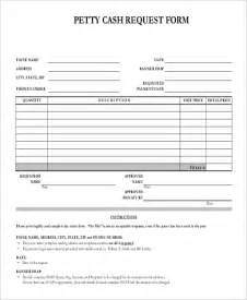 imprest petty template sle petty request form 9 exles in word pdf