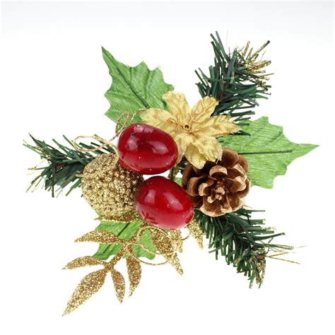 wholesale christmas floral picks wholesale picks