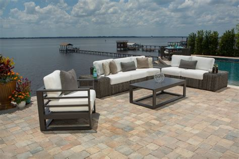 furniture fill your patio with outstanding portofino