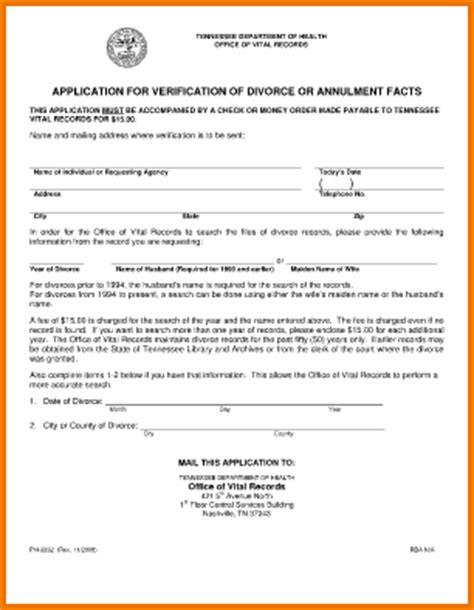 Divorce Letter Format Pakistan 6 Divorce Papers Tn Divorce Document