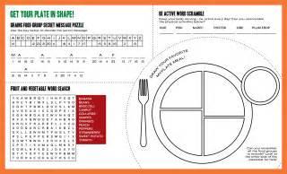 my plate worksheet worksheet amp workbook site
