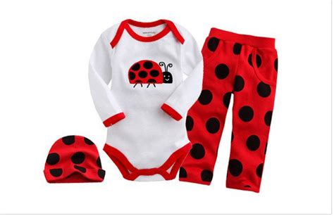Ladybug children s clothing girl gloss