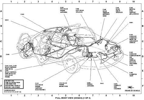 1999 ford taurus radio wiring diagram image collections
