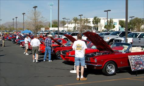 Earnhardt Ford Chandler Az Themustangnews Copperstate Mustang Club
